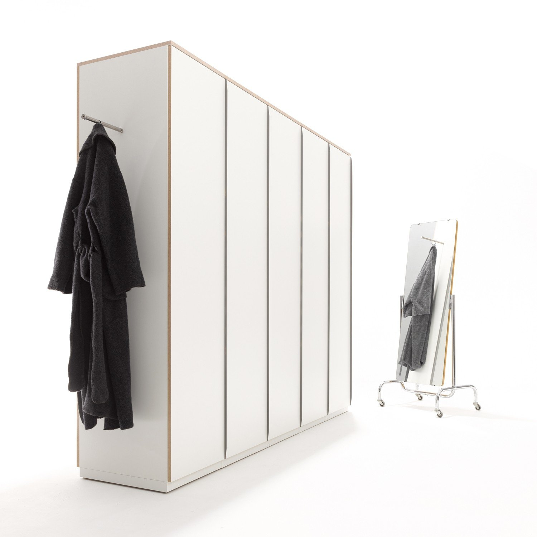 Muller Modular 16 Serie Zwei Kleiderschranke Als Raumteiler