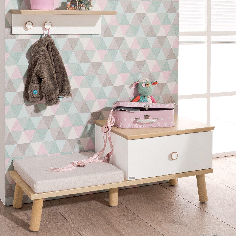 paidi ylvie sitzbank in wei birke im wallenfels onlineshop. Black Bedroom Furniture Sets. Home Design Ideas