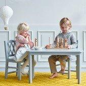 Kindersitzgruppe Harlequin (Tisch und 2 Stühle)