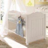 Babybett Cinderella Premium, 70 x 140cm