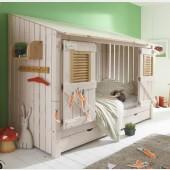 KIDS Strandhausbett / Hüttenbett