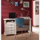 Romantik Schreibtisch 111 mit 4 Schubladen