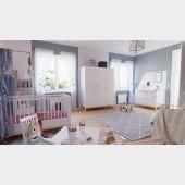 Babyzimmer Set Paula 4-teilig