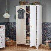 Classic™ Kleiderschrank, in weiß