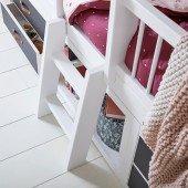 Kleine Leiter für Kojenbett (3 Farben wählbar)