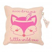 Sofakissen Nice Dreams - Wild Child, quadratisch B 45cm
