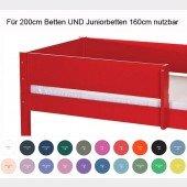 Standard Absturzsicherung 116cm (für 200 cm Bett & Juniorbett)