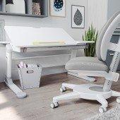 Luna Set aus Schreibtisch mit Stuhl