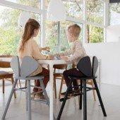 Kinderhochstuhl Mouse Chair Junior in Grey (3 - 9 Jahre)