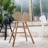 Kinderhochstuhl Mouse Chair Junior in Natur (3 - 9 Jahre)