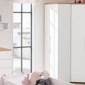 Oscar Anstell-Element mit 2 Türen, Höhe 206 cm