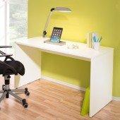 Jugend-Schreibtisch in Kreideweiß (Fiona/Kira/Ylvie)