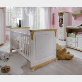 Romantik Kinderbett 107