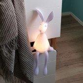LED-Nachtlicht Joseph das Kaninchen