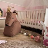 Happy Zoo Kindersitzsack Pferd Lotte braun