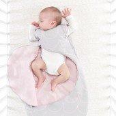 SnuzPouch Baby-Schlafsack, wave rose (0-6 Monate, Tog 2,5) *SALE*