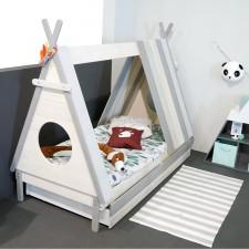 Tippi-Bett Waldhütte, ein tolles Hausbett zum Schlafen und Spielen