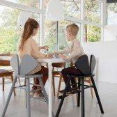 Kinderhochstuhl Mouse Chair Junior in Black (3 - 9 Jahre)