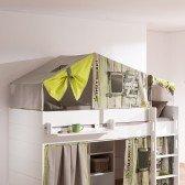 Zelt Loft Vintage (für Paidi Betten)