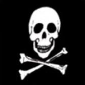 Zusatzvorhang 902a, Pirat