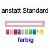 Absturzsicherung Rahmen farbig (anstatt Standardabsturzsicherung)