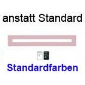 Absturzsicherung Rahmen Standardfarben (anstatt Standardabsturzsicherung)