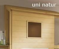 Hütte natur