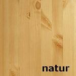 Holzfarbe für Betten.