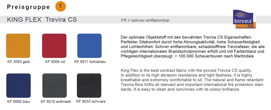 King Flex (Preisgruppe 1)