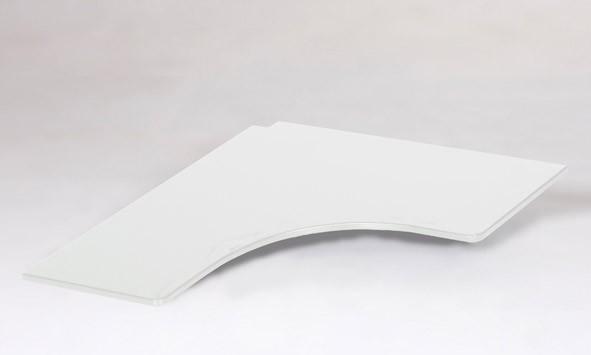 Beispiel in weiß