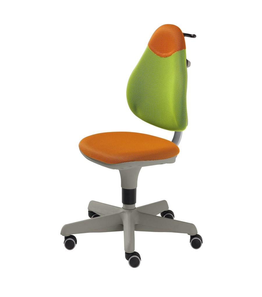 orange/ grün-orange