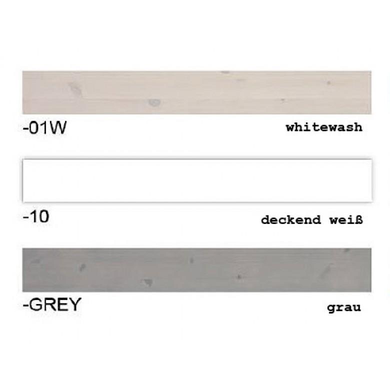 lifetime hochbett aus kiefer in drei farben im wallenfels onlineshop. Black Bedroom Furniture Sets. Home Design Ideas