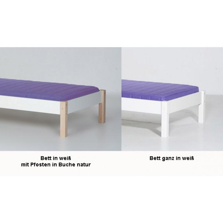 manis h luna bettkombination mit ausziehbett und bettk sten im wallenfels onlineshop. Black Bedroom Furniture Sets. Home Design Ideas